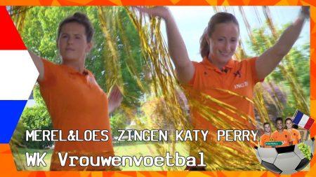 Zappsport WK Vrouwenvoetbal – Een Nacht Met MErle Van Dongen – De Missers Van Miedema