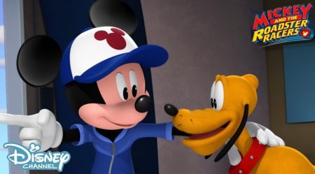 Mickey And The Roadster Racers – Mickey & Pluto Redden Een Puppy