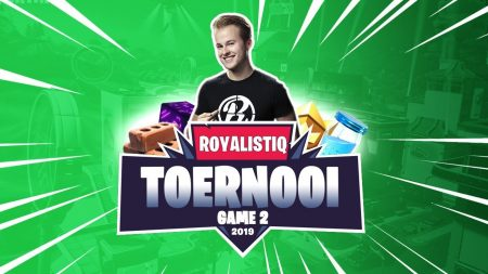 Royalistiq – Royalistiq Fortnite Toernooi – Game 2