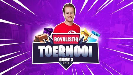 Royalistiq – Royalistiq Fortnite Toernooi – Game 3