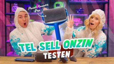 Team Dylan Haegens – Tel Sell Onzin Testen! #2