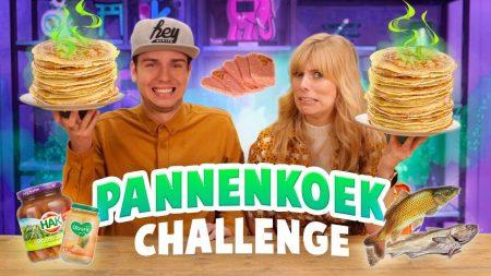 Team Dylan Haegens – Pannenkoeken Challenge!