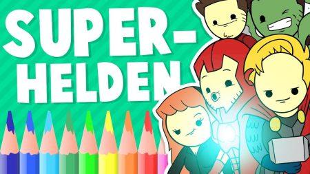 Team Dylan Haegens – Team Dylan Haegens Als Superhelden – Tekenen Met Rick
