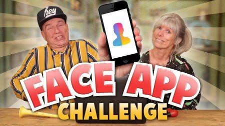 Team Dylan Haegens – Faceapp Challenge!