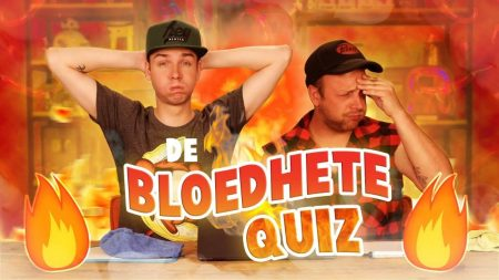 Team Dylan Haegens – Bloedhete Quiz!