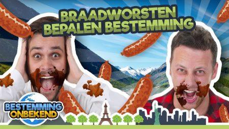 Team Dylan Haegens – Braadworsten Bepalen Bestemming! – Bestemming Onbekend #5
