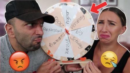 Familie Lakap – Onze Emoties Worden Voor 1 Dag Bepaald Door Dit Mystery Wheel! – Vlog #289