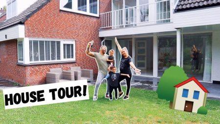 Familie Lakap – House Tour Van Onze Nieuwe Woning! – Vlog #291
