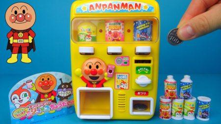 Anpanman Speelgoed Snoepdispenser – Uitpakken en Spelen