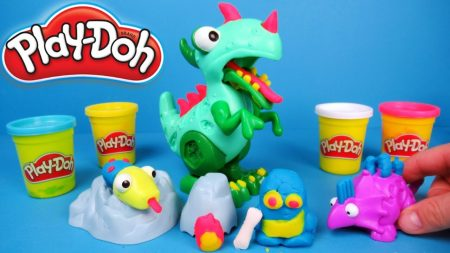 Play-Doh Speelgoed Dinosaurus – Uitpakken en Spelen