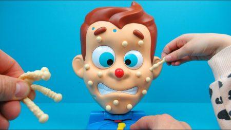 Pimple Pete Spel – Uitpakken en Spelen