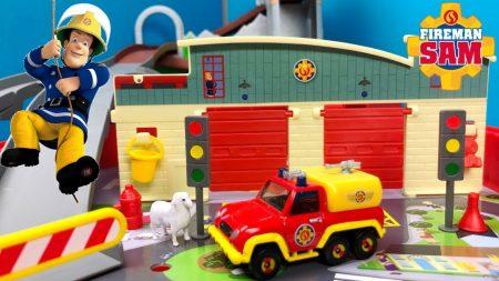 Brandweerman Sam Pontypandy Speelset – Uitpakken en Spelen