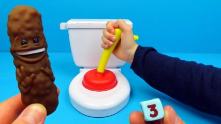 Spel Flushin Frenzy Spelen – Uitpakken en Spelen