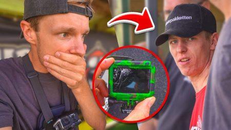 Enzo Knol – Hij Sloopt Mijn Camera!! 😭 – Vlog #2197