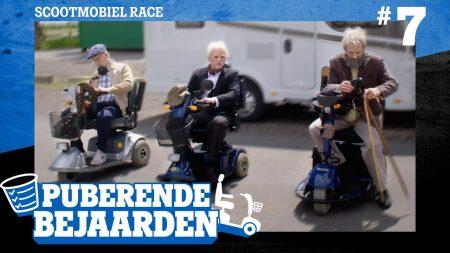 StukTV – Scootmobiel Race – Puberende Bejaarden #7