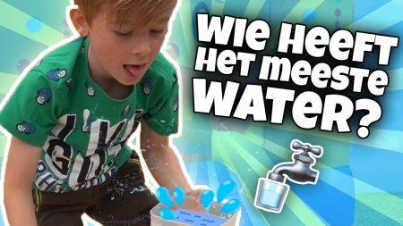 De Bakkertjes – Wie Heeft Het Meeste Water 💦 + Jesse Heeft Groot Nieuws!! 🔥 #269