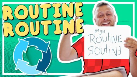 Team Dylan Haegens – Routine Routine – Routine Met Rick
