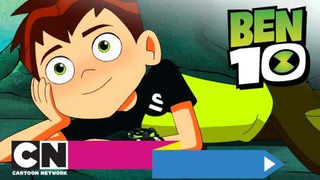 Nieuwe categorie Ben 10 toegevoegd met daarin 28 afleveringen