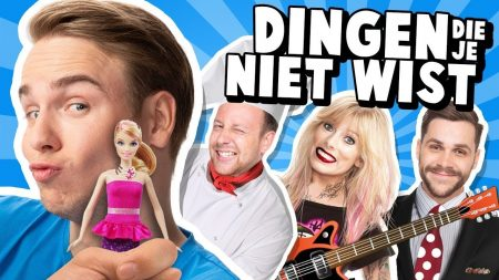 Dylan Haegens – 10 Dingen Die Je Niet Wist Van Team Dylan Haegens!
