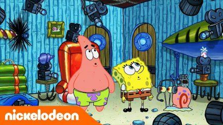 SpongeBob SquarePants – Het Experiment Van Sandy