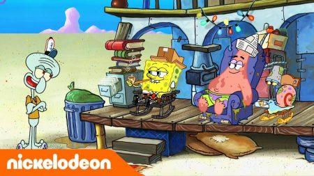 Nieuwe filmpjes toegevoegd aan SpongeBob SquarePants!