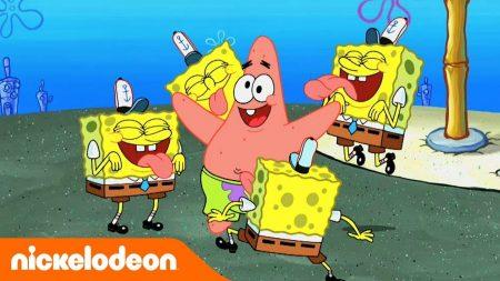 SpongeBob SquarePants – Sponskopieën