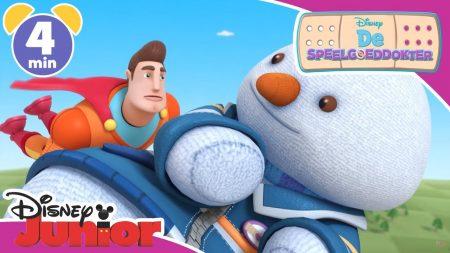 De Speelgoeddokter – Dokter In De Sneeuw