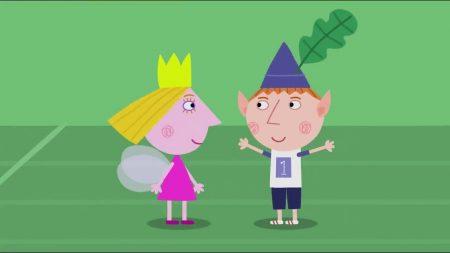Ben & Holly – De Elfenspelen