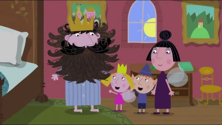 Ben & Holly – Koning Distel Is Ziek