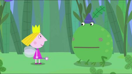Ben & Holly – De Kikkerprins
