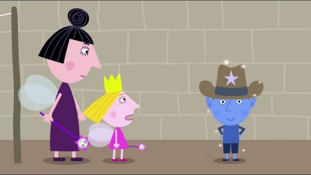 Ben & Holly – Holly's Toverstaf