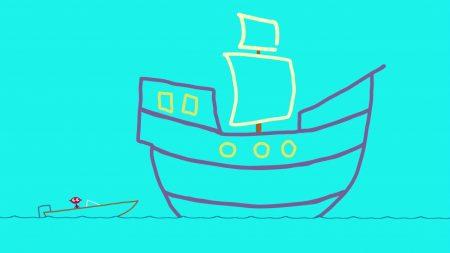 Dipdap – Boat