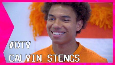 Zappsport – Het Verborgen Talent Van Calvin Stengs – AZ-Aanvaller Beantwoord Alle Vragen