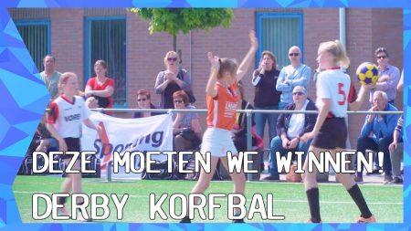 Zappsport – Wie Wint De Spannende Derby Van Dordrecht – Reportage Korfbal