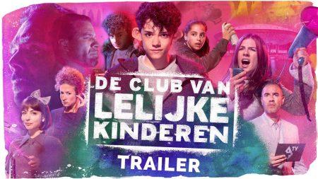 De Club Van Lelijke Kinderen – Trailer