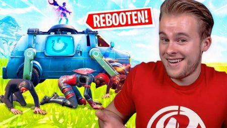 Royalistiq – Challange: Je Moet Elkaar Blijven Rebooten!! – Fortnite Battle Royale