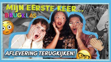 Brugklas – S8 – String Boven Je Broek! – Aflevering Terugkijken