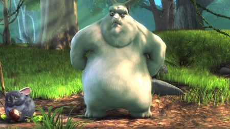 Korte Film – Big Buck Bunny