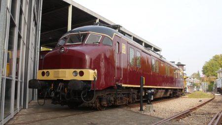 Spoorwegen TV – Afl.3 – Nieuwe Oude Trein Voor Het Spoorwegmuseum