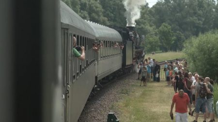Spoorwegen TV – Afl.16 – Stoomtreinen In Nederland