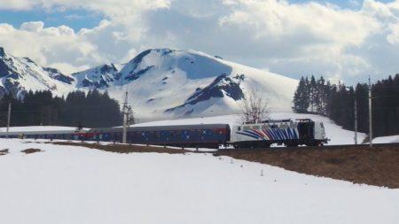 Spoorwegen TV – Afl.22 – Met De Trein Naar De Sneeuw (Alpen Express)