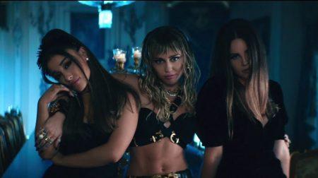 Ariana Grande & Miley Cyrus & Lana Del Rey – Don't Call Me Angel