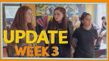 Brugklas – S8 – Update Week 3