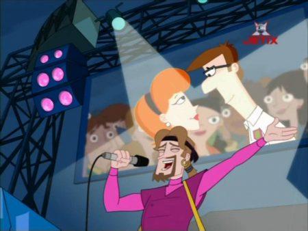 Phineas & Ferb – En Zo Vond Jij De Weg Naar Mijn Hart