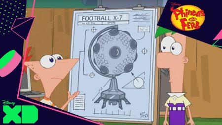 Phineas & Ferb – Ultiem Voetbal