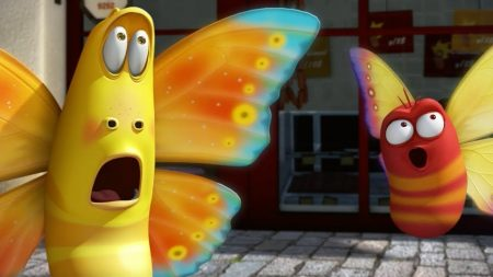 Larva – De Vlinder