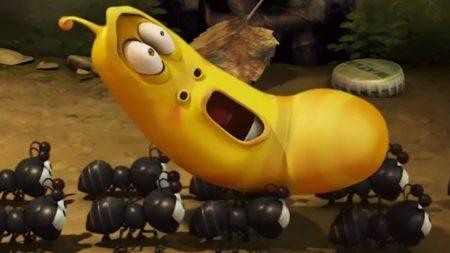 Larva – Mieren Parade