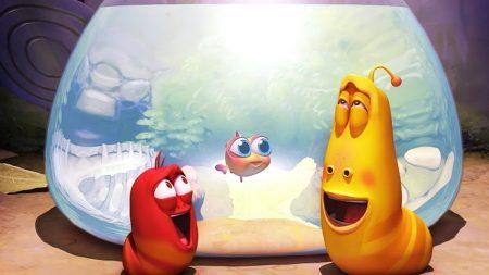 Larva – Aquarium