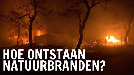 De Buitendienst – Hoe Ontstaan Natuurbranden?