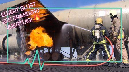 Topdoks – Mee Met De Brandweermannen Op Schiphol! 🔥 – Topdoks Extra